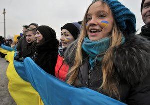 80% украинцев против разделения страны