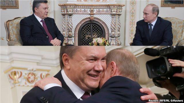 Украина и евразийские мечты Путина