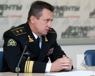 Адмирал Игорь Кабаненко: «Над Украиной нависла реальная угроза тотальной оккупации»