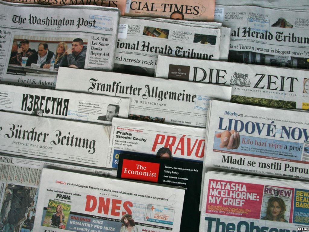 Санкції Заходу вже б'ють по Росії (європейська преса)