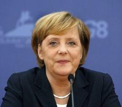Меркель рассчитывает на политическое разрешение крымского конфликта