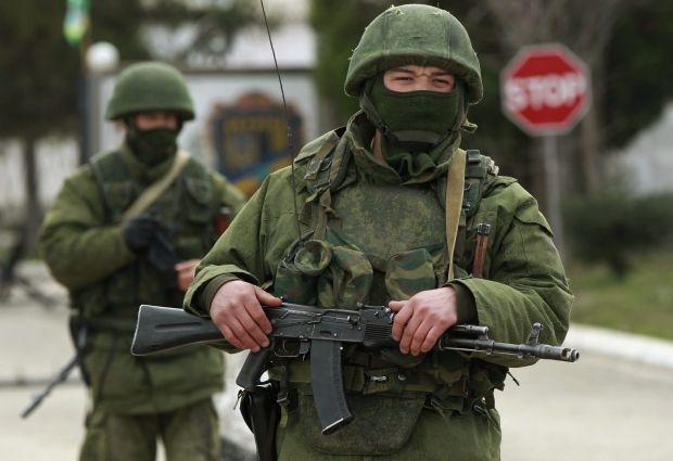 Чи готова Росія захопити схід України?
