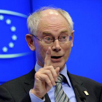 Евросоюз полностью переосмыслит свои отношения с Россией, заявил Ван Ромпей