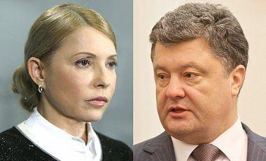 Тимошенко против Порошенко. Кремль, олигархи, полномочия
