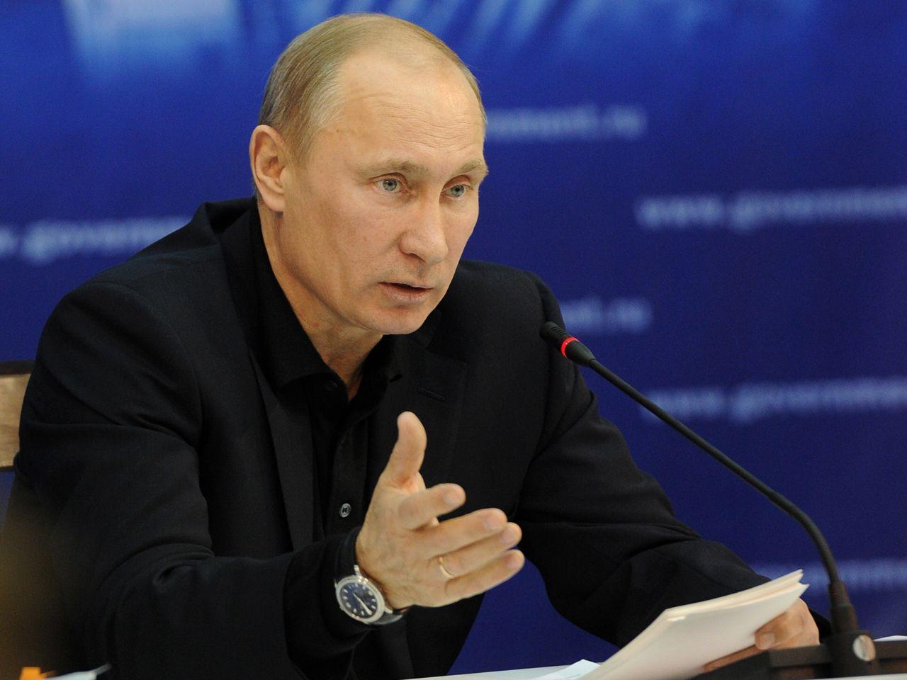 Не стоит ждать, что Путин откажется от нападения на Украину — NYT