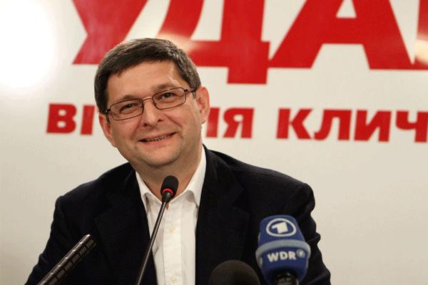 Головою виборчого штабу Порошенка призначений ударівець Віталій Ковальчук