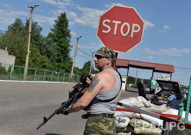 Боевики зачищают силовиков в Луганской области