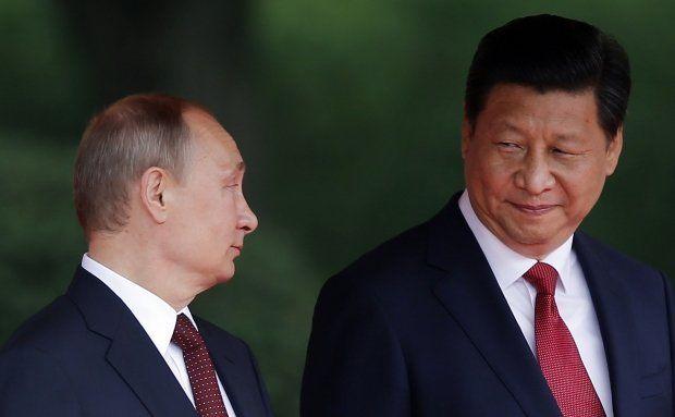 От войны с Украиной Путина сдерживает угроза военного конфликта с Китаем