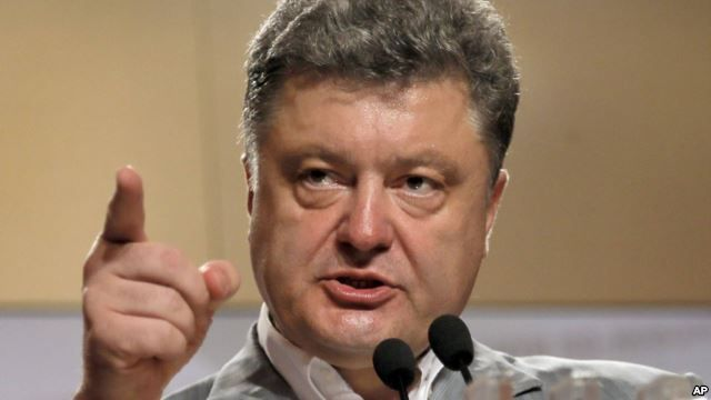 Петр Порошенко и новая жизнь Украины