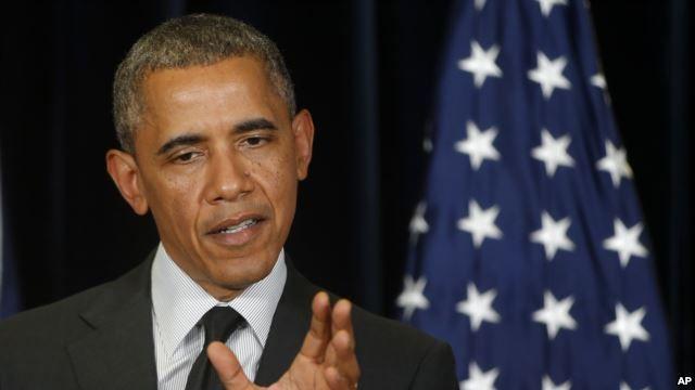 Обама о свободе в Польше, Украине и во всем мире