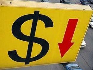 Курс доллара неожиданно рухнул почти на 20 копеек