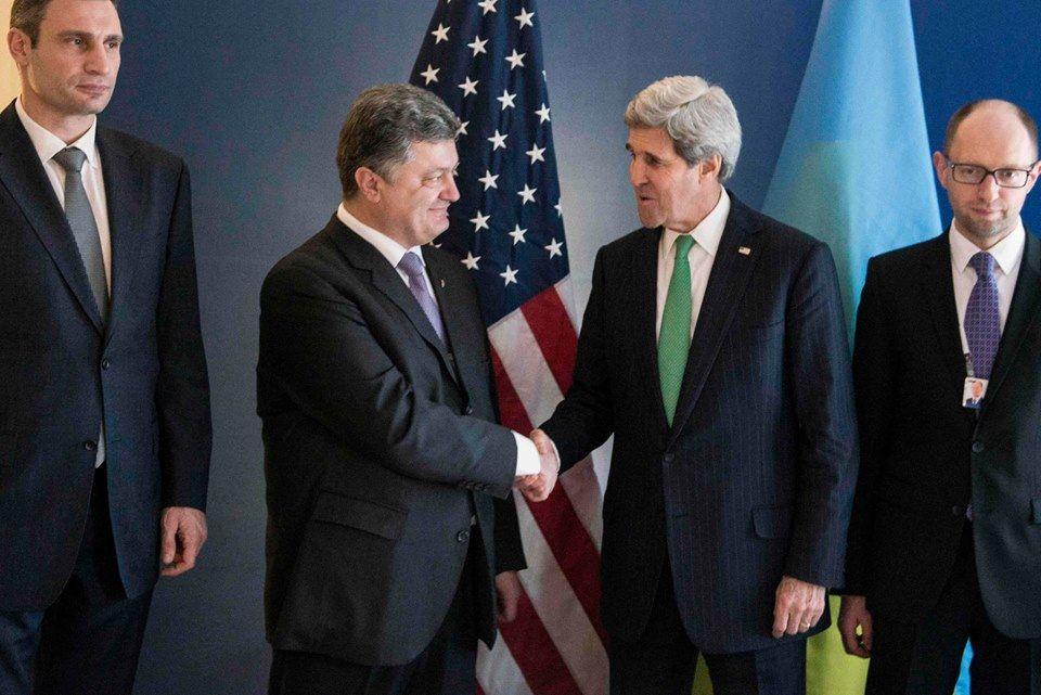 Новая внешняя политика Украины: зачем Киеву союз с США, Польшей и Турцией