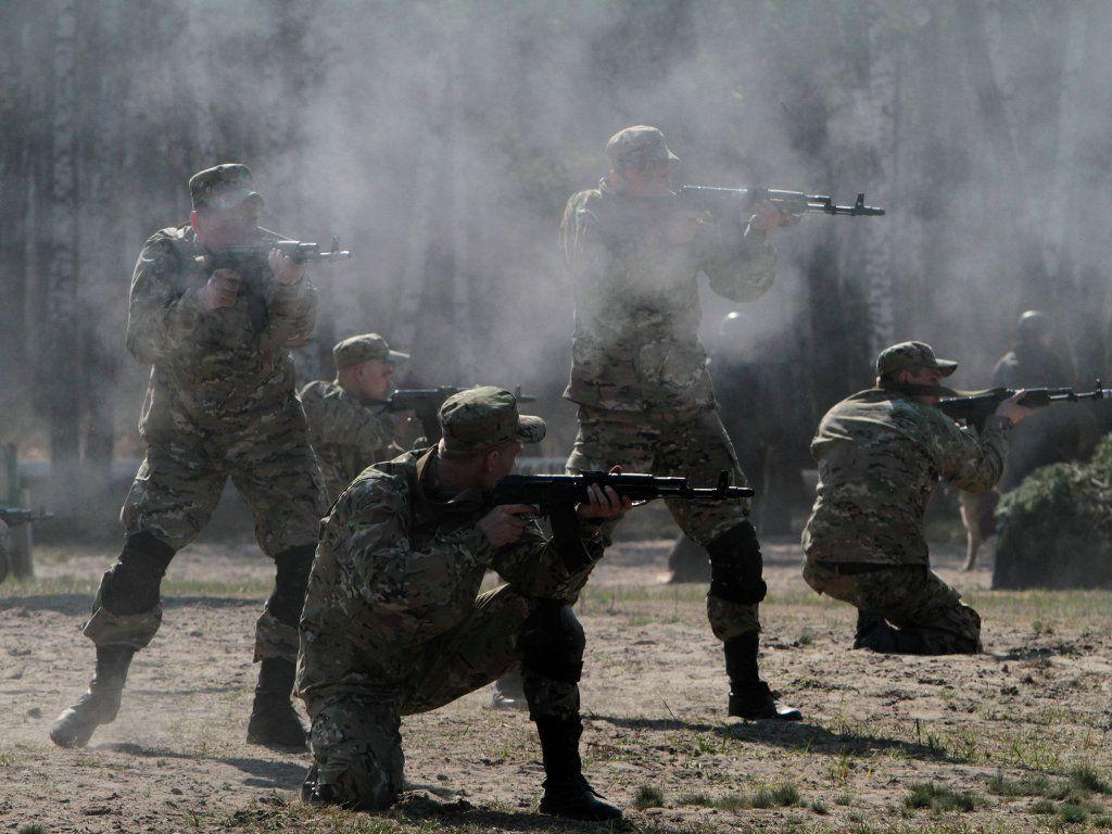 Военный эксперт: Путин не нападет на Украину