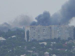 Жители Луганска начинают понимать, кто обстреливает город