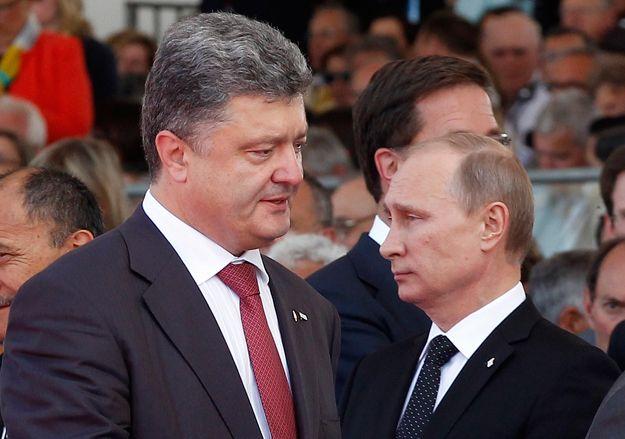 План мира и план войны. О чем договариваются Порошенко и Путин