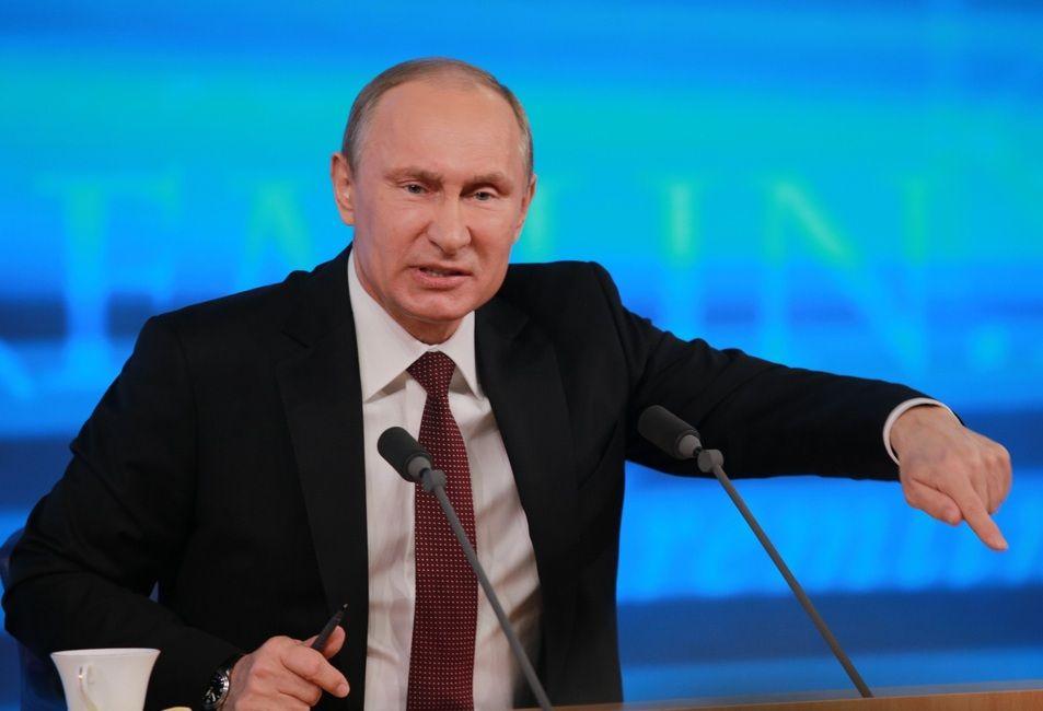 Игра Путина на Донбассе потерпела полный крах