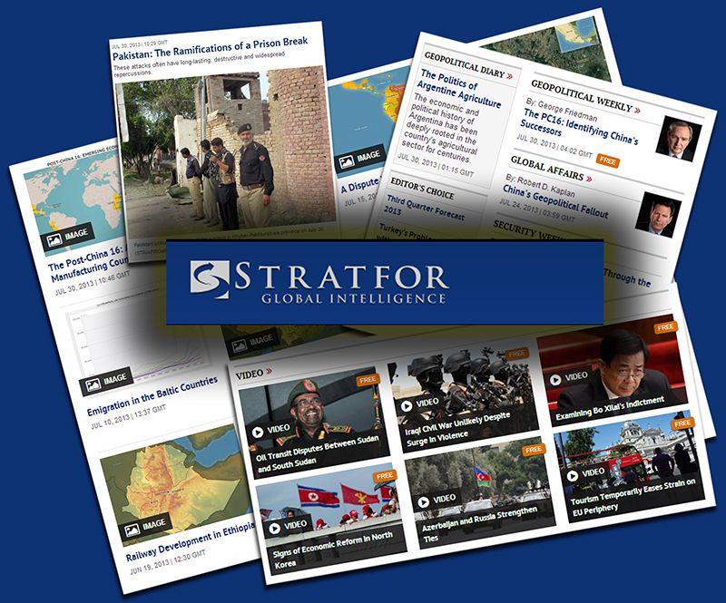 Stratfor: Ядерные риски и распад России