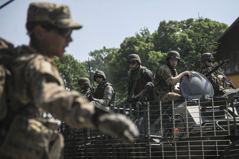 Гибридная война в Украине как пролог глобальной войны