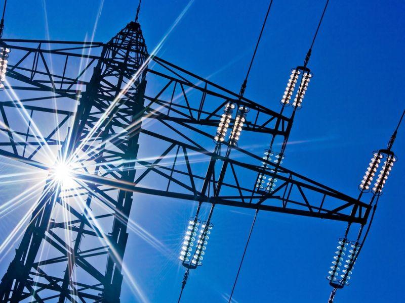 Потребление электроэнергии сократилось на 6%