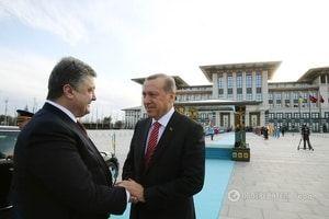 Одна цель: эксперт объяснил, что Киеву и Анкаре нужно друг от друга
