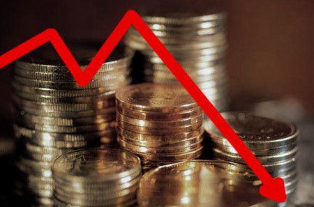 В 2015 ВВП снизился на 9,9%