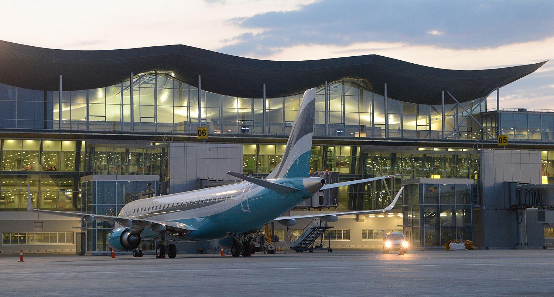 Все аэропорты Украины планируют объединить в одно предприятие