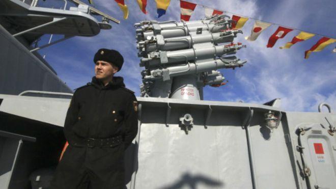 Як Крим перетворюється на військову базу Росії