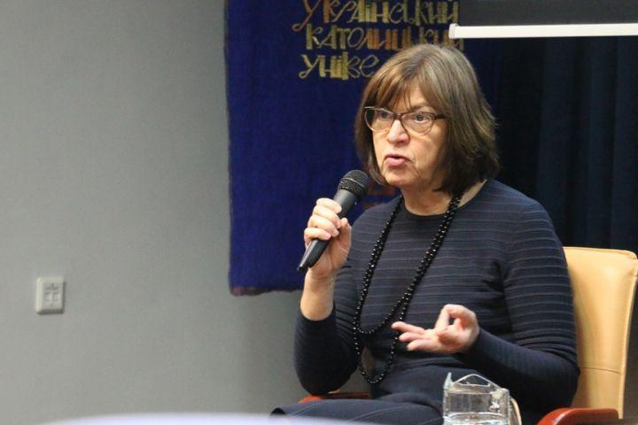 Ребекка Гармс: Украина еще очень далека от членства в ЕС