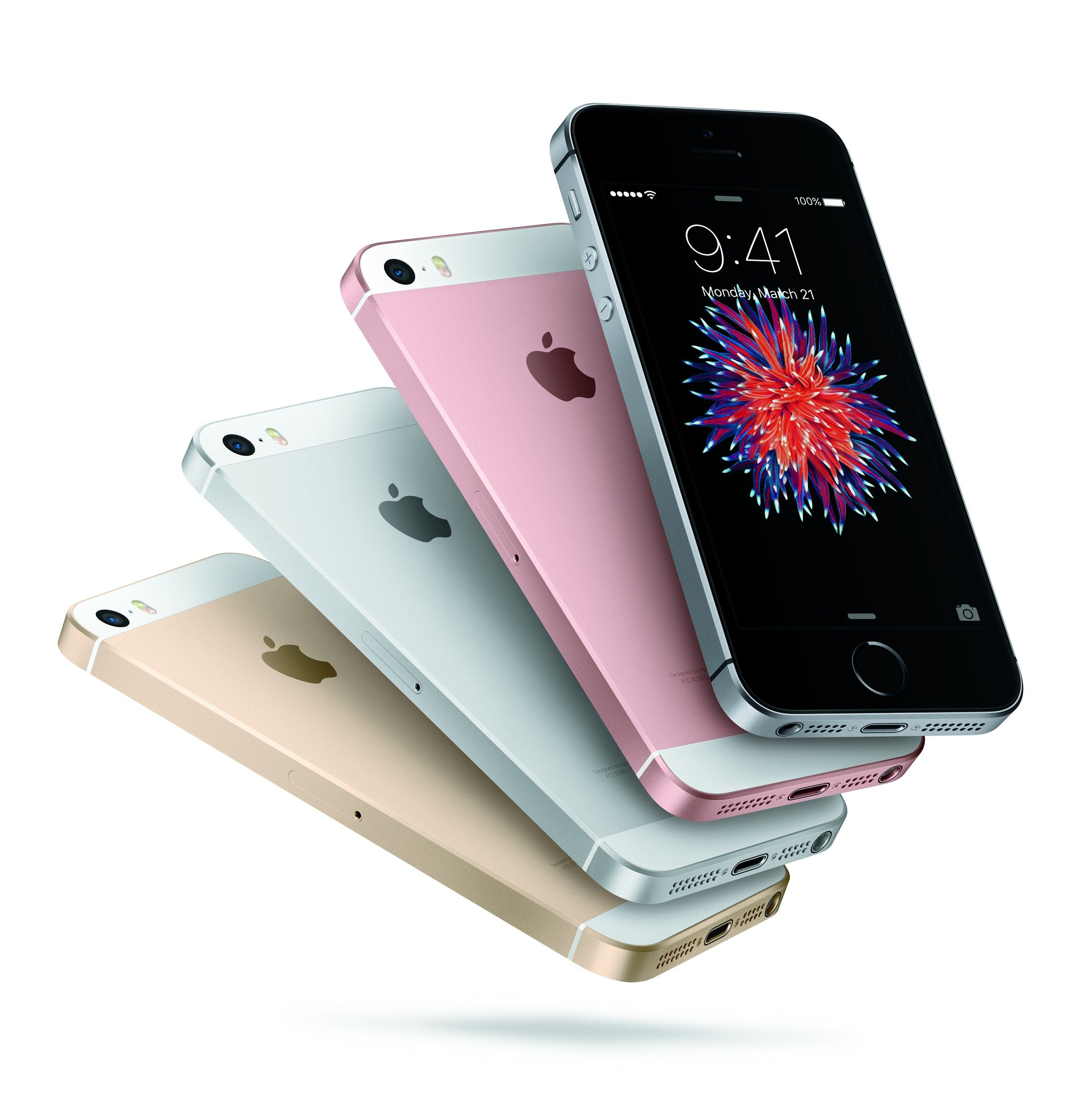 iPhone SE, маленький iPad Pro и другие новинки Apple