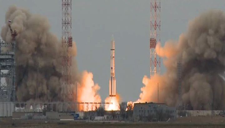 «ЭкзоМарс» успешно отправился на Красную планету
