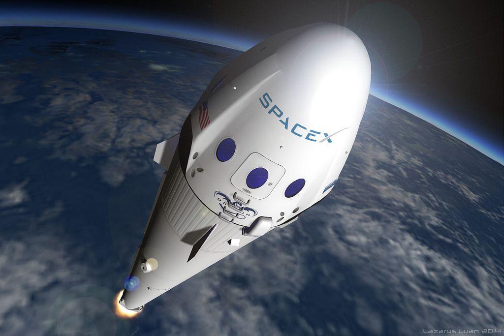 Компания Илона Маска успешно посадила ракету на платформу посреди океана (видео)