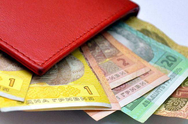 Половина украинцев не могут прожить на зарплату