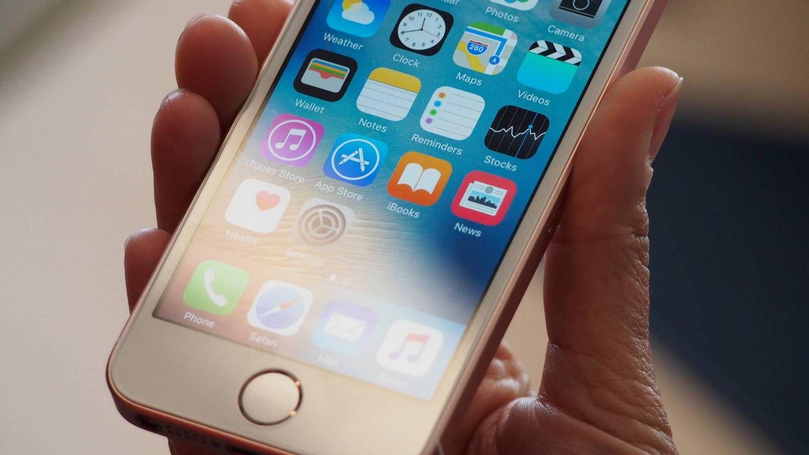 Стала известна себестоимость iPhone SE