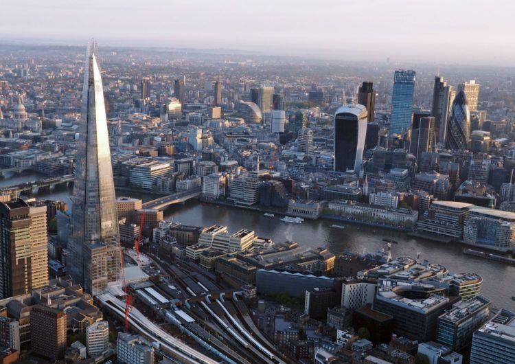 10 крупнейших финансовых центров мира
