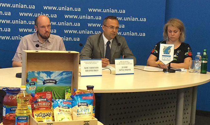 Украинские продукты поборются за рынок США, — Красников