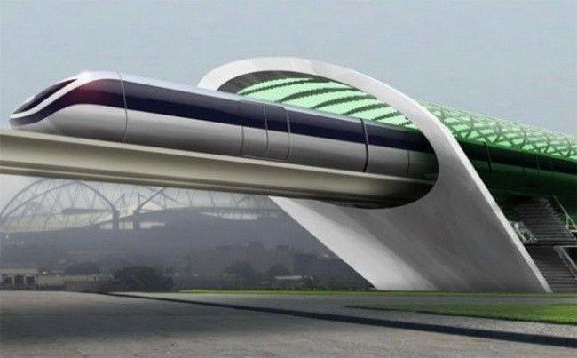Hyperloop Илона Маска стал ближе к реальности