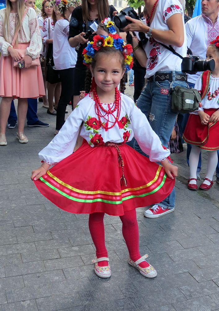Парад вышиванки. Одесса