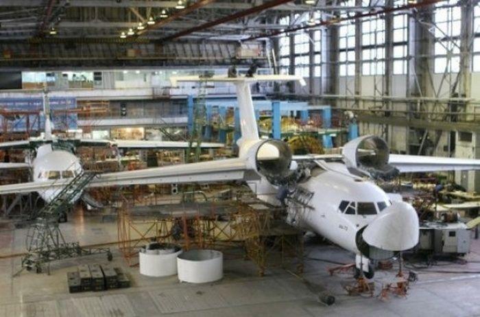 «Антонов» оборудует самолеты канадскими комплектующими