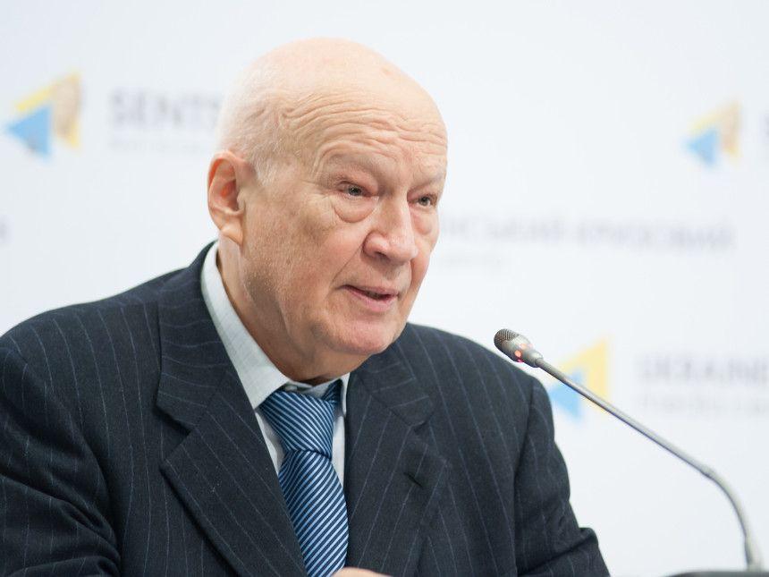 Владимир Горбулин: «2017-й: продолжение следует…»