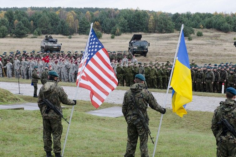 В Украине за четыре года число сторонников НАТО утроилось