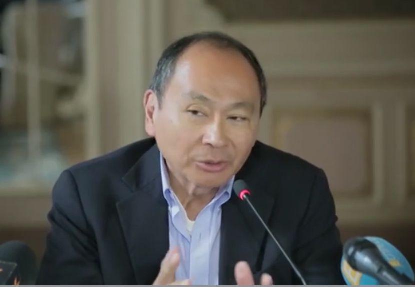 Френсіс Фукуяма: Україна у глобальній битві за демократію – на передовій