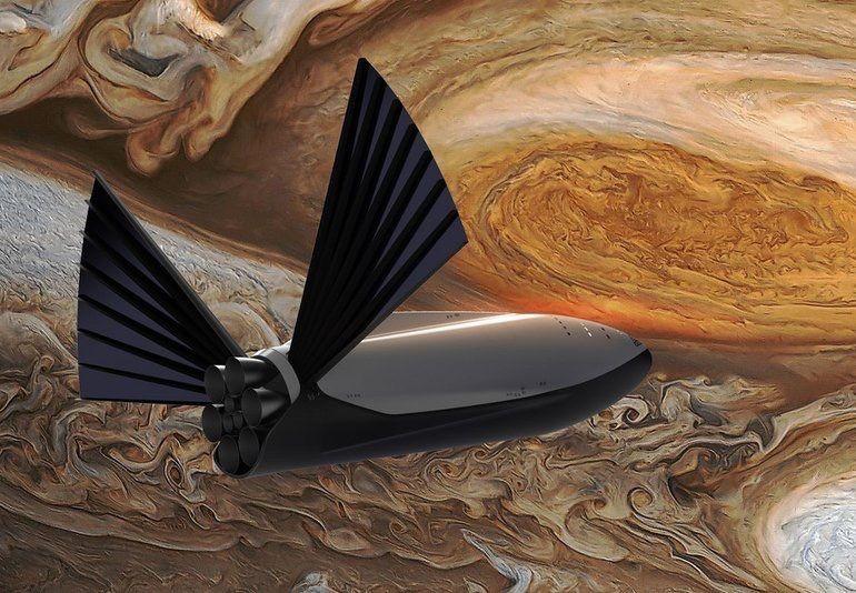 Космічна програма колонізації Марсу (фото, відео)