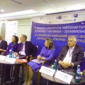 второй украинско-германский экономический форум