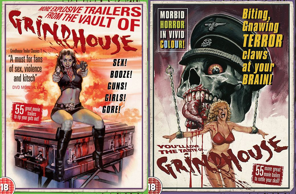 trash grindhouse explotation films