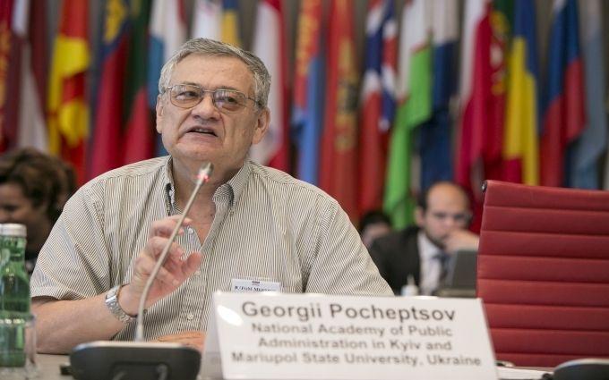 Україна не виконує важливе правило у «культурній війні» з Росією — Георгій Почепцов