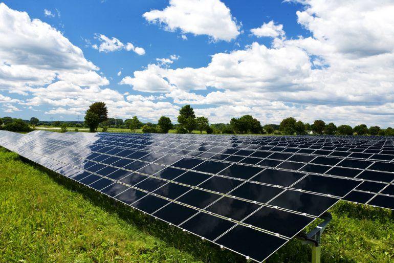 В Одесской области построят новую солнечную электростанцию