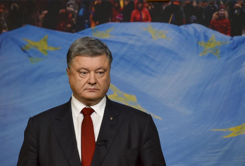 Звернення Президента України з нагоди Дня Гідності і Свободи (відео)