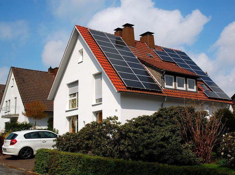 Количество солнечных установок в украинских домохозяйствах увеличилось более чем вдвое