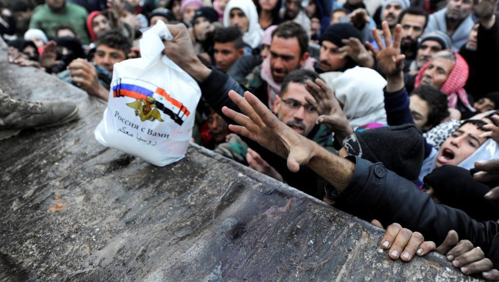 Le Monde: Путин – главный победитель в битве за Алеппо