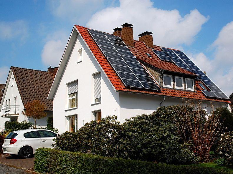 Количество украинских домохозяйств с солнечными панелями увеличилось вчетверо